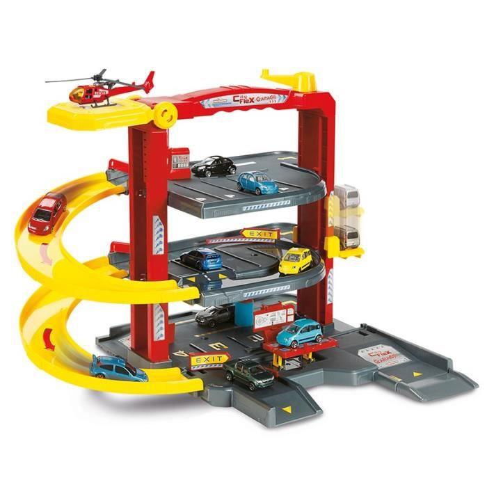 Garage voiture enfant majorette achat vente jeux et for Achat voiture garage