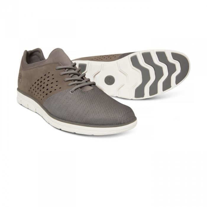 Chaussures Bradstreet F/L Oxfor Graphite - Timberland