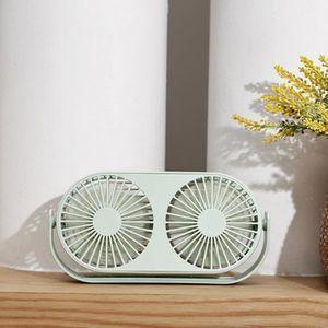 VENTILATEUR Mini ventilateur de bureau, bureau personnel porta