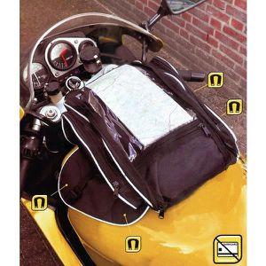 BROSSE - PEIGNE Sacoche de rangement magnétique pour moto