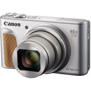 PACK APPAREIL COMPACT Canon PowerShot SX740 HS Appareil photo numérique