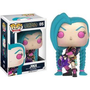 FIGURINE - PERSONNAGE Figurine Funko Pop! League Of Legends: Jinx