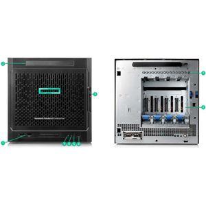 SERVEUR RÉSEAU Microserveur HP ProLiant Gen10 AMD Opteron X3216 1