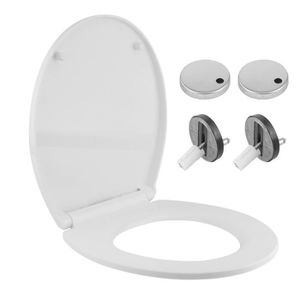 ABATTANT WC Forme-O Comfortable Abattant WC taupe Accessoires
