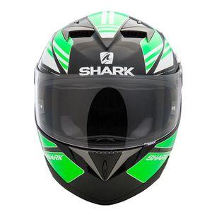 Casque Shark S700 S Pinlock Tika Vert Achat Vente Casque Moto