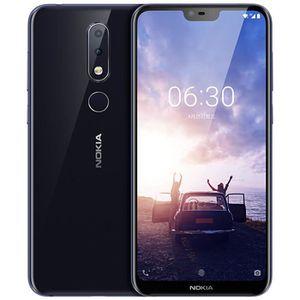 SMARTPHONE NOKIA X6 4G Smartphone 6 Go RAM+64 Go ROM- Bleu pr