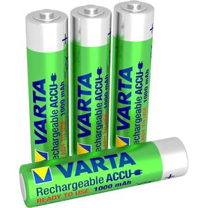 PILES batterie rechargeable Varta Accu Ready2Use AAA Ni-