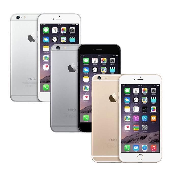 1d9ce78897f23d APPLE iPhone 6 64 Go OR Smartphone reconditionné ,boite - Usine déverrouillé
