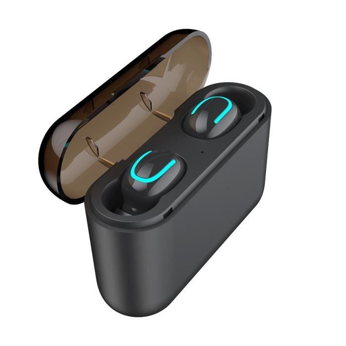 Tws Sans Fil Bluetooth 5.0 Casque Sport Étanche Écouteurs @lm4620