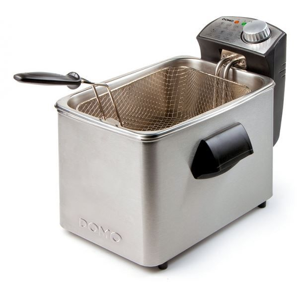 Friteuse en inox - Zone froide - Capacité 3 Lit… - Achat / Vente ...