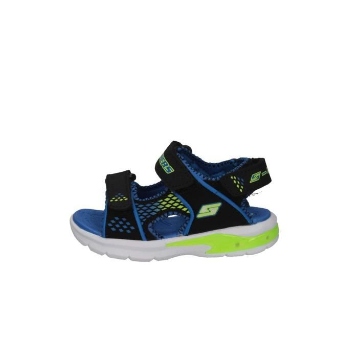 Skechers Sandales Bébé Bleu, 22