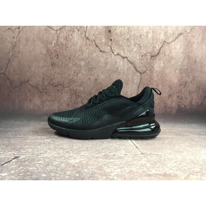 the latest af16d fd264 Baskets Nike Air Max 270 AH8050-005 Running Chaussures Homme Noir