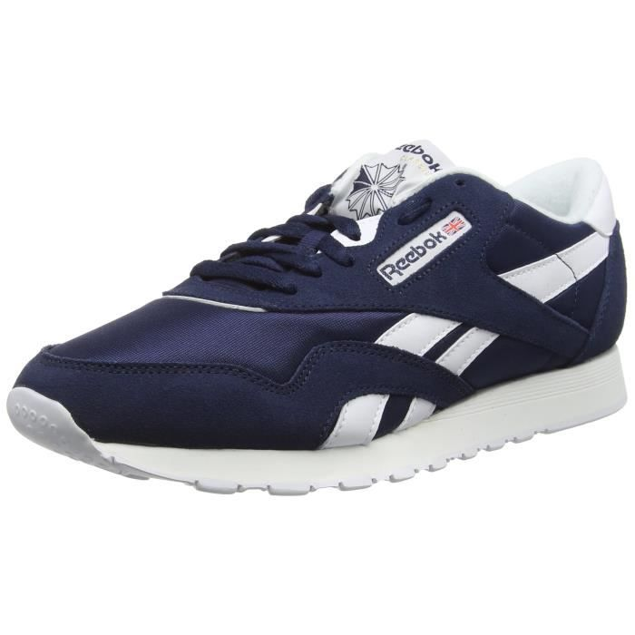 R13 46 1 Nylon Bjj4n Classique Sneakers Pour 2 Hommes Taille Reebok top xdBeWCor