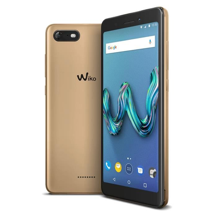 Wiko Tommy 3, 13,8 cm (5.45