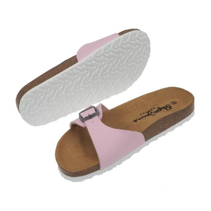 Claquettes mules Oban rose lady - Pepe jeans