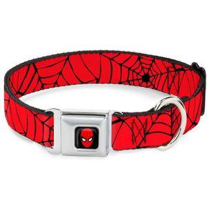 COLLIER Collier Chien Marvel: Toile Spider-Man