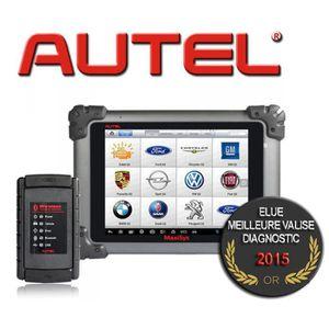 AUTEL MS908 MaxiSys Valise de Diagnostic Complet et Multimarques pour Auto