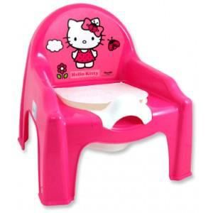 chaise petit pot de chambre fille b b hello kitty achat vente pot 0010000000054 cdiscount. Black Bedroom Furniture Sets. Home Design Ideas