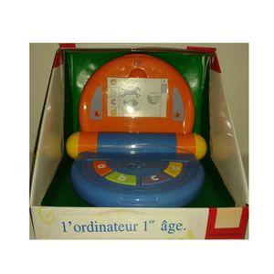 ORDINATEUR ENFANT Mon Premier Ordinateur Educatif
