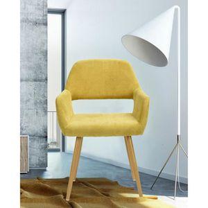 Fauteuil salle a manger achat vente pas cher for Chaise fauteuil cuisine
