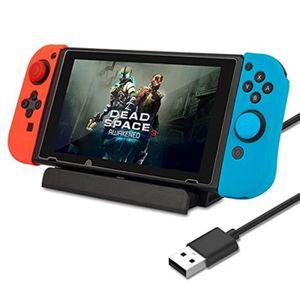 CHARGEUR CONSOLE Socle Chargeur Station de chargement Nintendo Swit