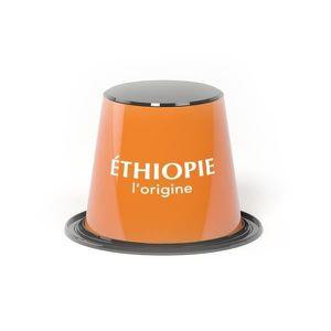 CAFÉ - CHICORÉE 10 capsules Moka d'Éthiopie LaGrange pour Nespress