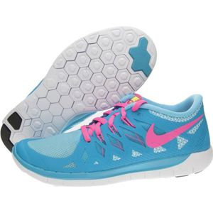 check out c90af e18d0 BASKET 644446-401 Nike Free 5.0 (Gs) 38
