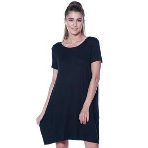 119afea6c78 Craze Mode féminine manches longues lâche o-cou robe pull d hiver ...