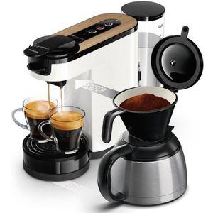 MACHINE À CAFÉ  Philips SENSEO SWITCH HD6596/01