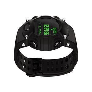 MONTRE CONNECTÉE Montre Connectée Razer Nabu Watch OLED Noir