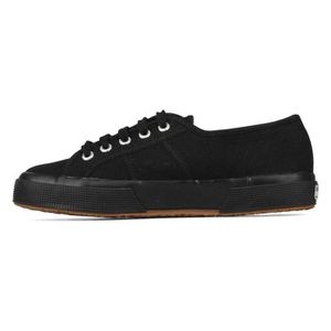 Superga 2750 COTU CLASSIC full black - Baskets basses Homme Pointure 42...sch14 SNX3oWrkXX