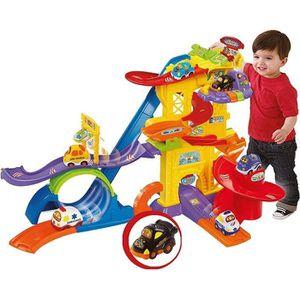 garage robocar poli achat vente jeux et jouets pas chers. Black Bedroom Furniture Sets. Home Design Ideas
