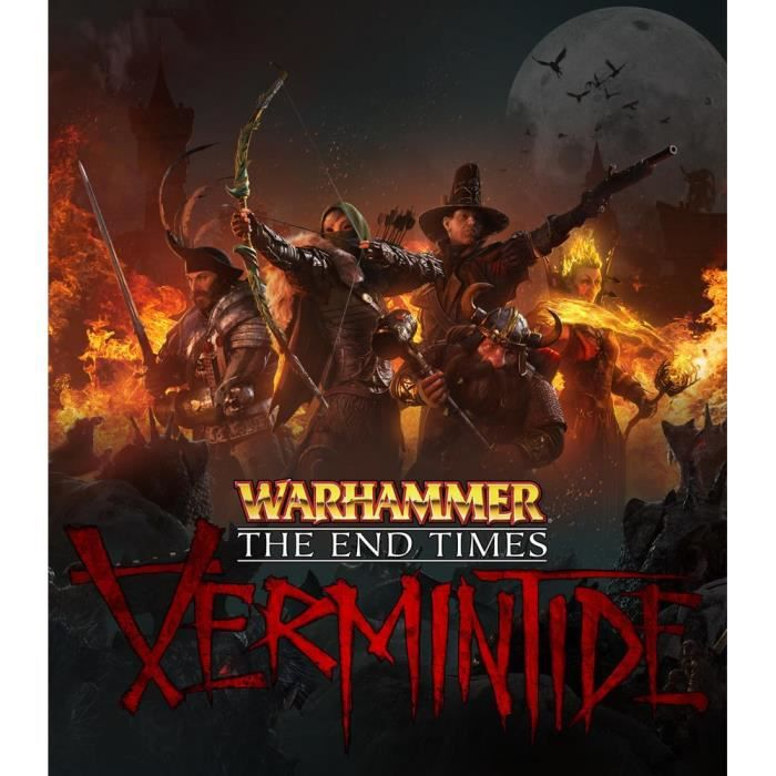 Warhammer The End Times Vermintide Jeu PC