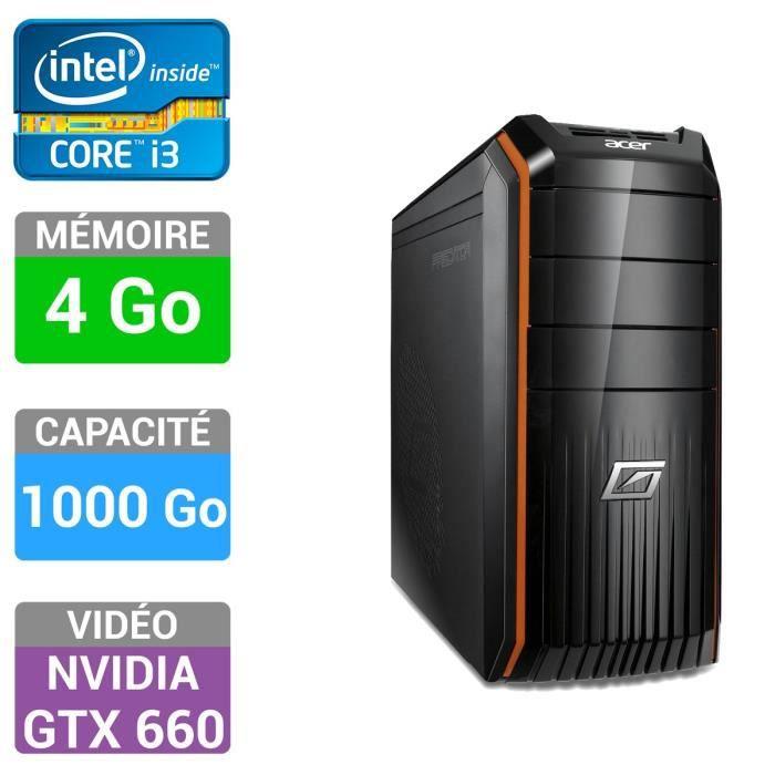 UNITÉ CENTRALE  Acer Aspire G3620-054