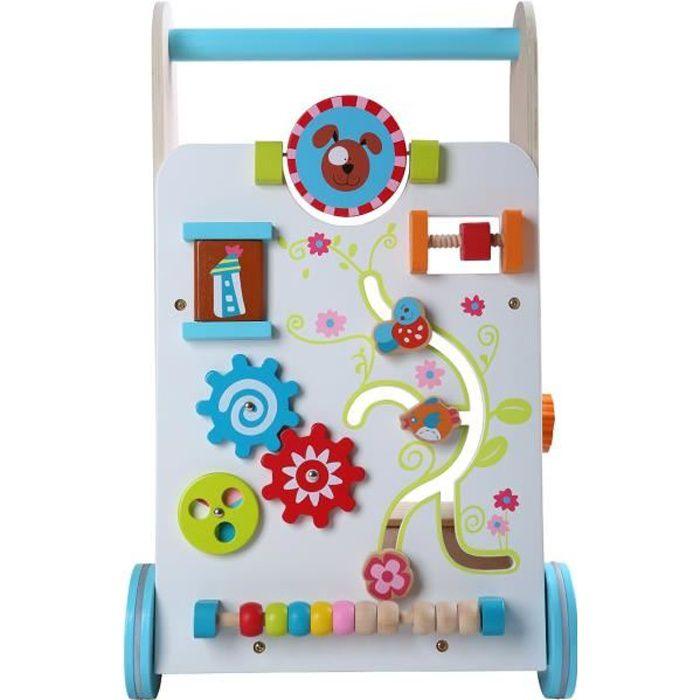 54b758270478 Pousseur en bois - Achat   Vente jeux et jouets pas chers