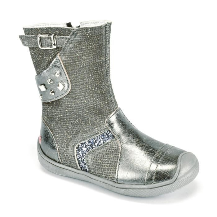 GBB bottes gris taupe HANNABEL 30441