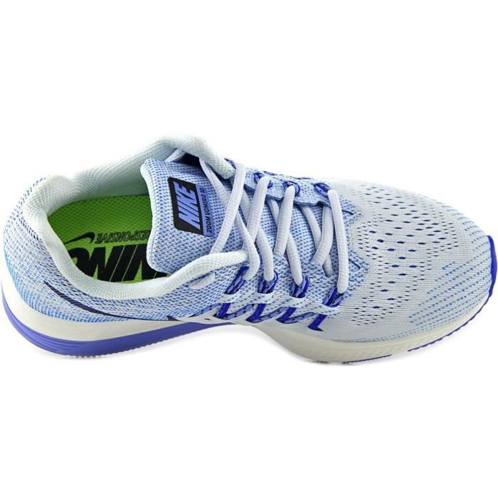 outlet store b4e8e 1b918 Nike Air Zoom Vomero 10 Femmes Synthétique Chaussure de Course