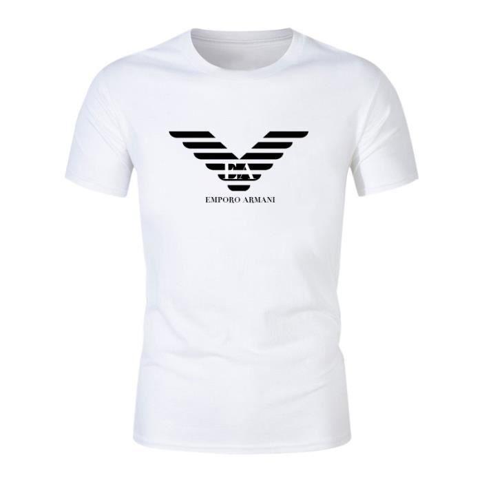 98608a6ff5183 Tee shirt blanc - Achat / Vente pas cher