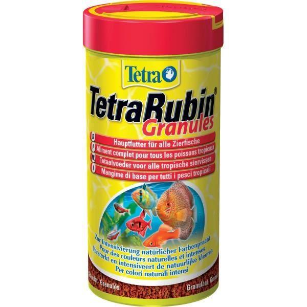 Tetra - Tetrarubin Granules 250 Ml