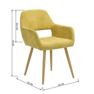 Chaise fauteuil scandinave achat vente chaise fauteuil for Chaise fauteuil scandinave