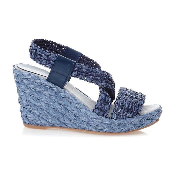 FUXY - Sandales - bleu