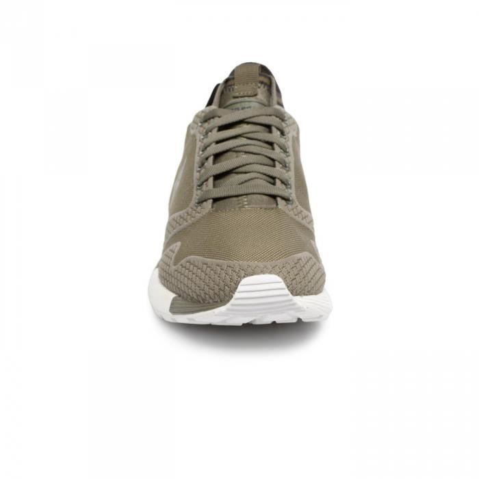 Chaussures Omicron Tech Modern Olive Night - Le Coq Sportif