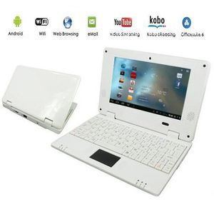 NETBOOK Netbook Blanc Android 4.2 HDMI écr.10.1 (Wifi-SD-M