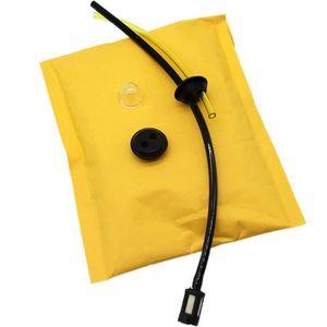 PIÈCE OUTIL DE JARDIN Kit comprenant un filtre à carburant universel et
