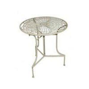 Meuble de Jardin – Table Retro (Crème) - Achat / Vente table de ...