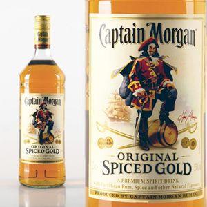RHUM Rhum Captain Morgan Spiced