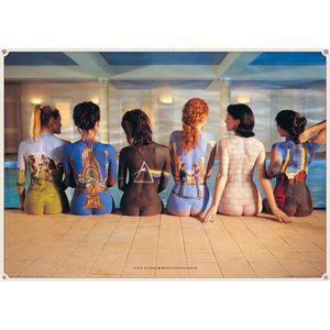 AFFICHE - POSTER Poster Pink Floyd Back Catalogue (91.5 x 61cm)