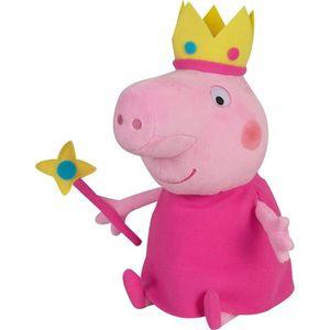 PELUCHE PEPPA PIG Peluche Princesse