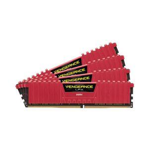 MÉMOIRE RAM CORSAIR Mémoire PC DDR4 - Vengeance LPX 16 Go (4 x