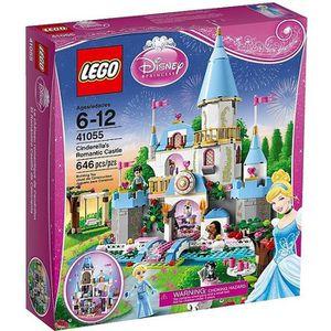 ASSEMBLAGE CONSTRUCTION LEGO® Disney Princesses 41055 Le Château de Cendri